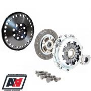 RCM 5 Speed Lightweight Billet Flywheel & Exedy Clutch Kit Subaru Impreza